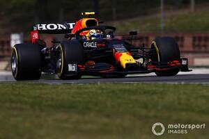 ペレス、予選2番手獲得に驚き「マシンとの調和はまだまだ……」ソフトタイヤスタートには懸念なし|F1エミリア・ロマーニャGP