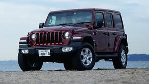 先進のテクノロジーを纏った新世代4WD、ジープ「ラングラー アンリミテッド サハラ」の完成度