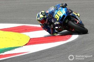 """【MotoGP】早くも新旧王者対決? ジョアン・ミル、予選で""""コバンザメ""""のマルケスを批判「危険な行為だ」"""