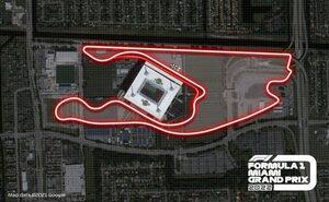 F1マイアミGPが2022年に開催へ。10年契約が正式発表