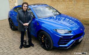 ブラック・サバスのレジェンドギタリストがウルスを購入! トニー・アイオミが語るランボルギーニへの深い愛