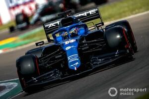 アロンソ、Q2敗退の責任は自分にあると認める「僕に速さがなかった。マシンの限界を知る必要がある」|F1エミリア・ロマーニャGP