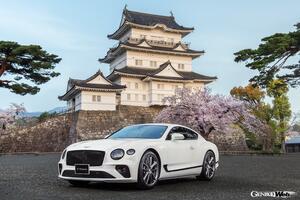 10台限定の日本専用モデル「ベントレー コンチネンタルGT V8 エクイノックス エディション」発売