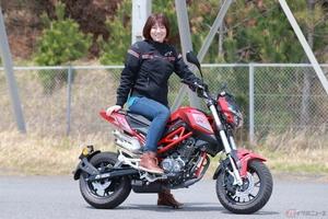 走り方はバイクが教えてくれる! ベネリ「TNT125」は開けて楽しい原付二種ストリートファイター