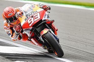 マルク・マルケス、驚速トップタイム!【リザルト】MotoGP第13戦アラゴンGP FP1