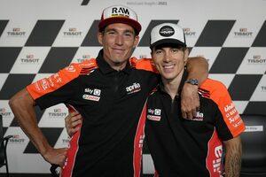 アプリリア加入のビニャーレス「終盤6戦は来年の準備。多くのことを素早く学ぶ必要がある」/MotoGP第13戦アラゴンGP