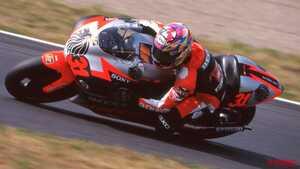 世界GP王者・原田哲也のバイクトーク Vol.64「アプリリアの表彰台獲得には特別な思いがある」