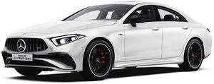 メルセデス・ベンツ日本、4ドアクーペ「CLS」を一部改良 グリルデザインなど刷新 AMGの特別仕様車も