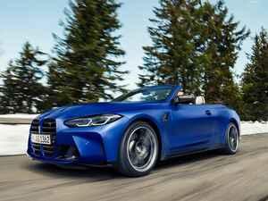 BMW M4に「M4カブリオレ コンペティションM xDrive」を追加