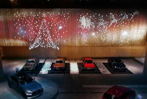 冬を彩る「日産ギャラリー・ウインターイルミネーション2020」が開催中!