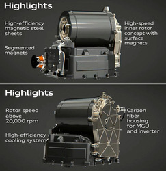 フォーミュラE 自社製モーター/インバーターを搭載した新型フォーミュラE「アウディe-tron FE07」を発表