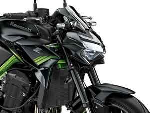 カワサキが「Z900」の2021年モデルを発表! カラー変更とともに、充実のアフターサービスが付帯するカワサキケアモデルに【2021速報】