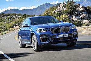 高性能SUVの「BMW X3 M40d」に48Vマイルド・ハイブリッドシステムが搭載!