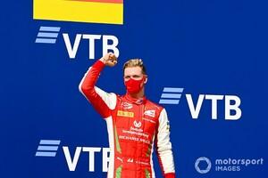 ミック・シューマッハー、F1デビューに際し感謝のコメント「ハース、フェラーリ、そして両親……皆のおかげだ」