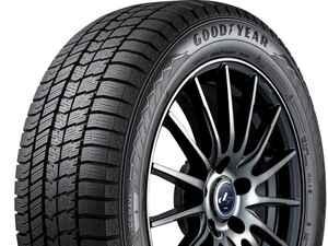 グッドイヤーのスタッドレスタイヤが「ICE NAVI 8」にモデルチェンジ。商用車用オールシーズンも登場