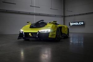 英国ハイパーカー界の新星となるか。エングラーがサロン・プリヴェにV10スーパーカーを出展