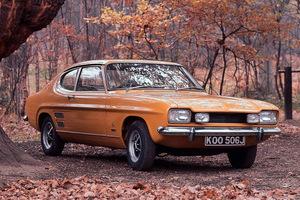 """【知られざるクルマ】 Vol.13 フォード・カプリ……ヨーロッパで成功した """"ミニ・マスタング"""""""