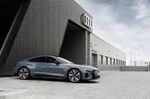 アウディの電動プレミアム4ドアクーペ「e-tron GT」が欧州で発売 価格は約1,310万円から
