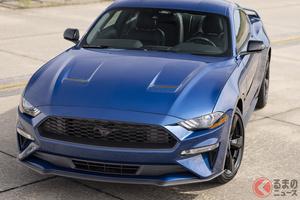 世界一売れているスポーツカー!フォード「マスタング」2022年モデルが北米で登場