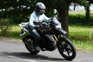 BMW Motorrad「G310GS」に乗れば、Uターンや左右に曲がることが得意になる!