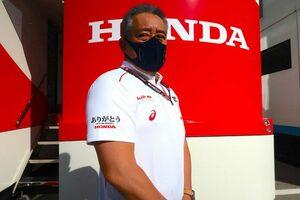 F1 Topic:ホンダスタッフは日本GPのために用意されていた特別シャツを着用。『ありがとう』の文字も