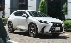 第2世代の新型レクサスNXが正式デビュー。車両価格は455~738万円に設定