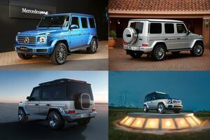 新車を買おうとすると数年待ち! 日本の「お金持ち」のアシ「メルセデス・ベンツGクラス」が異常な人気を誇るワケ