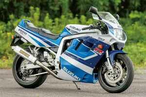 サンクチュアリー・コウガGSX-R1100(スズキGSX-R1100)油冷R1100の最後期型を元に必要な箇所をアップデート【Heritage&Legends】