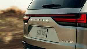 ランクルに続き兄貴分の「レクサス LX」が早くも登場へ。LX600のモデル名が指す意味とは?