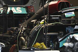 """メルセデスF1の弱点はエンジンの信頼性? ハミルトンのPU""""一部交換""""を決断した理由"""