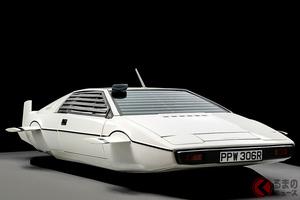 たった1万円が9000万円以上に!! 「007」ボンドカーのプレミア率ベスト10とは?