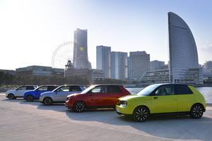 RRの究極の乗り味に大満足!「Honda e」は上品な都市型スーパーハッチだった