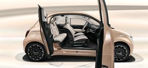 EV化した新型「フィアット500」に新バリエの「3+1」が追加!