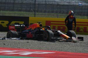 フェルスタッペン、トラブル連発に失望「いいレースができたはずなのに、またリタイア」レッドブル・ホンダ【F1第9戦】