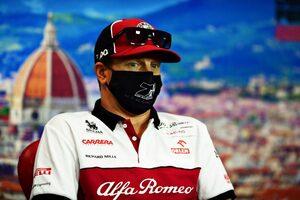 ライコネン9位で今季初入賞「完璧には程遠いが貴重な2ポイントを獲得できた」アルファロメオ【F1第9戦】