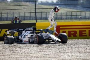 初優勝から一転、ムジェロでまさかの無得点……アルファタウリ・ホンダのガスリー「決勝では巻き返しを狙っていた」 F1トスカーナGP