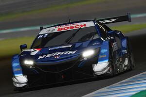 KEIHIN NSX-GTが今季2勝目、FRのNSXがランキングトップに【スーパーGT選手権 Rd04 ツインリンクもてぎ】