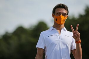 ノリス6位「ライバルのミスを生かしたが上位を狙えるペースはなかった」マクラーレン【F1第9戦決勝】