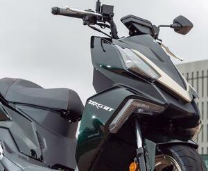 SYM「DRG BT」【試乗インプレ・車両解説】(2020年)台湾で大ヒット中の158ccスポーツスクーター、魅力は個性的なデザインだけではなかった!