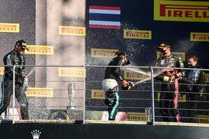 F1第9戦トスカーナGP決勝トップ10ドライバーコメント(2)