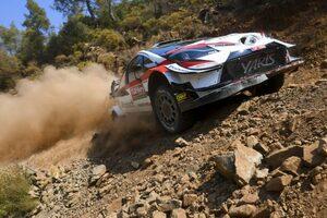 WRC:トヨタ、荒れた路面のトルコで2年ぶりの勝利を。トミ・マキネン「良い戦いをする自信がある」