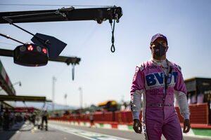 ペレス5位「度々のアクシデントや赤旗にも冷静でいられた」レーシングポイント【F1第9戦決勝】