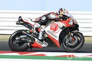 【MotoGP】中上貴晶、ミサノ初戦は9位。「ポジティブなレース」と振り返り連戦で表彰台目指す