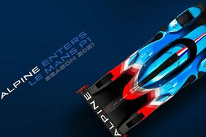 """アルピーヌ、2021年のWEC/ル・マンに""""LMP1""""での参戦を発表。BoPを用いてハイパーカーと競う"""