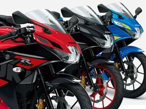 【スズキ】スーパースポーツモデル「GSX-R125 ABS」をカラーチェンジし1/18に発売!