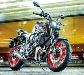 ヤマハ新型「MT-07」を解説! マイナーチェンジでスタイリング変更&装備をブラッシュアップ
