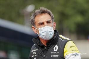 ルノー、F1チーム代表を務めたシリル・アビテブールの離脱を発表