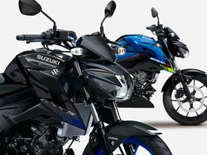【スズキ】GSX-S シリーズのエントリーモデル「GSX-S125 ABS」のカラーリングを変更し1/18に発売!