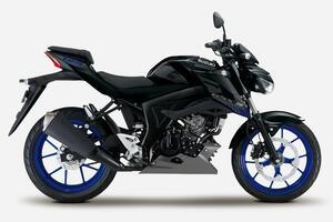 【新車】原付二種/125ccのおすすめネイキッドバイク、スズキ『GSX-S125』がストリート感あふれる新色にチェンジ! 価格と発売日は?