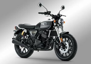 GPX「レジェンド 250ツインII」【1分で読める 2021年に新車で購入可能な250ccバイク紹介】